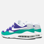 Мужские кроссовки Nike Air Max 94 Court Purple/White/Grey/Emerald Green фото- 2