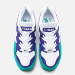 Мужские кроссовки Nike Air Max 94 Court Purple/White/Grey/Emerald Green фото- 4