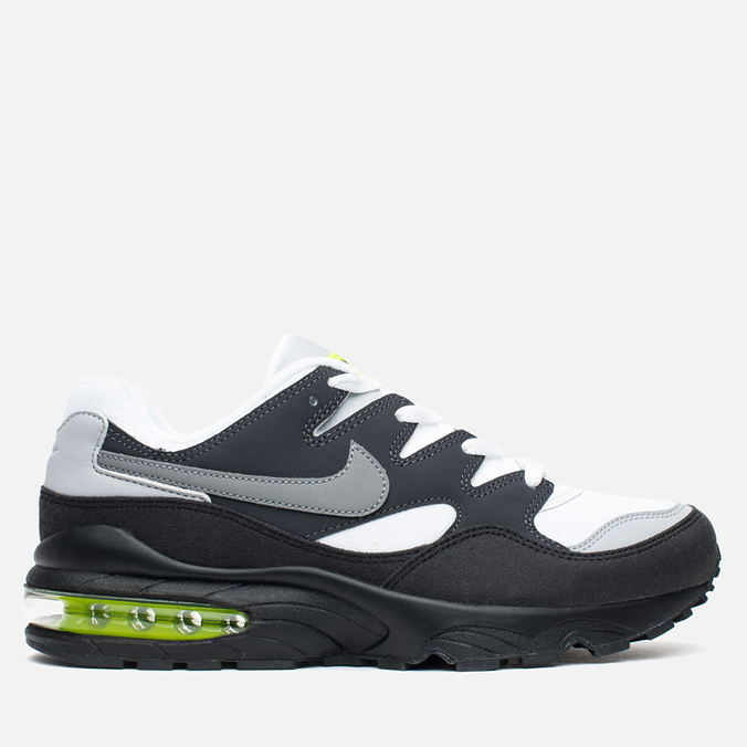 4bdf0cfbf70 Мужские кроссовки Nike Air Max 94 Neon Anthracite Black Volt Wolf Grey ...