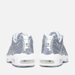 Nike Air Max 95 Anniversary QS Men's Sneakers Pure Platinum/Metallic Siver White photo- 3