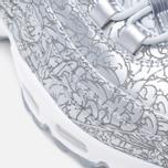 Nike Air Max 95 Anniversary QS Men's Sneakers Pure Platinum/Metallic Siver White photo- 7