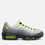 Мужские кроссовки Nike Air Max 95 OG Premium 3M Neon Medium Ash/Black/Volt/Dark Pewter фото- 0
