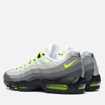 Мужские кроссовки Nike Air Max 95 OG Premium 3M Neon Medium Ash/Black/Volt/Dark Pewter фото- 2