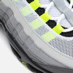 Мужские кроссовки Nike Air Max 95 OG Premium 3M Neon Medium Ash/Black/Volt/Dark Pewter фото- 7