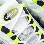 Мужские кроссовки Nike Air Max 95 OG Premium 3M Neon Medium Ash/Black/Volt/Dark Pewter фото- 6