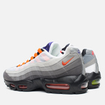 Мужские кроссовки Nike Air Max 95 OG QS Greedy Black/Volt/Safety Orange фото- 2
