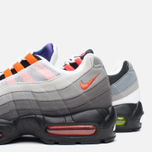 Мужские кроссовки Nike Air Max 95 OG QS Greedy Black/Volt/Safety Orange фото- 7