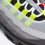 Мужские кроссовки Nike Air Max 95 OG QS Greedy Black/Volt/Safety Orange фото- 6