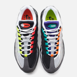 Мужские кроссовки Nike Air Max 95 OG QS Greedy Black/Volt/Safety Orange фото- 4