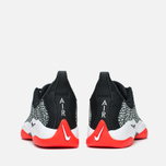 Мужские кроссовки Nike Air Oscillate QS Black/White/Bright Crimson фото- 3