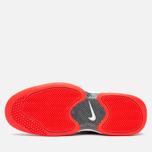 Nike Air Oscillate QS Men's Sneakers Black/White/Bright Crimson photo- 8