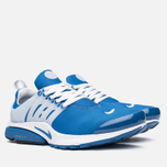 Nike Air Presto BR QS Men's Sneakers Island Blue/White photo- 1