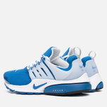 Nike Air Presto BR QS Men's Sneakers Island Blue/White photo- 2