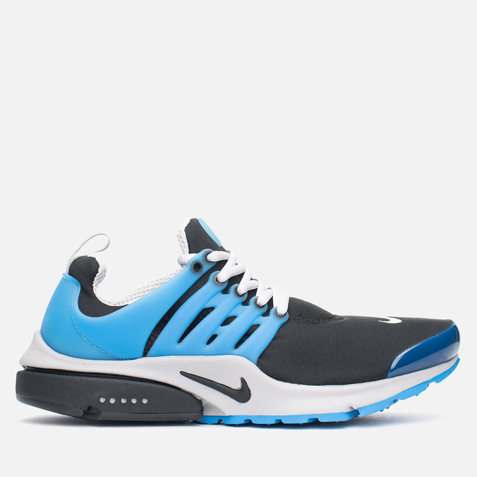 Nike Air Presto QS Men's Sneakers Black/Grey/Harbor Blue