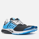 Nike Air Presto QS Men's Sneakers Black/Grey/Harbor Blue photo- 1