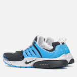 Nike Air Presto QS Men's Sneakers Black/Grey/Harbor Blue photo- 2