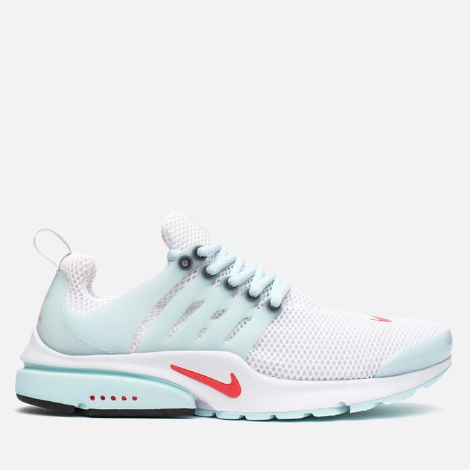 Мужские кроссовки Nike Air Presto QS Unholy Cumulus White/Skylight/Oriental Poppy