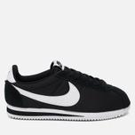 Nike Classic Cortez Nylon Men's Sneakers Black/White photo- 0