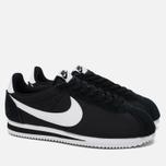 Nike Classic Cortez Nylon Men's Sneakers Black/White photo- 1