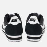 Nike Classic Cortez Nylon Men's Sneakers Black/White photo- 3