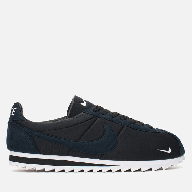 Nike Classic Cortez Shark Low Men's Sneakers Black/White