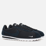 Nike Classic Cortez Shark Low Men's Sneakers Black/White photo- 1