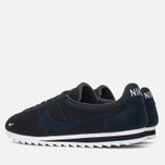 Nike Classic Cortez Shark Low Men's Sneakers Black/White photo- 2