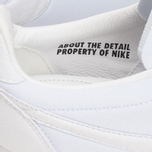 Мужские кроссовки Nike Classic Cortez Shark Low Big Tooth White/White фото- 6