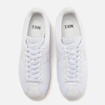 Мужские кроссовки Nike Classic Cortez Shark Low Big Tooth White/White фото- 4