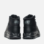 Nike Hoodland Leather Men's Sneakers Black photo- 3