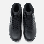 Nike Hoodland Leather Men's Sneakers Black photo- 4
