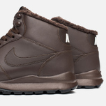 Nike Hoodland Leather Men's Sneakers Brown photo- 5