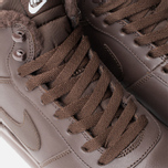 Nike Hoodland Leather Men's Sneakers Brown photo- 6