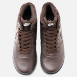 Nike Hoodland Leather Men's Sneakers Brown photo- 4