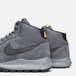 Мужские зимние кроссовки Nike Hoodland Suede Grey фото- 5
