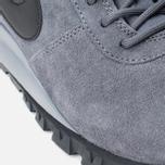 Мужские зимние кроссовки Nike Hoodland Suede Grey фото- 7