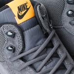 Мужские зимние кроссовки Nike Hoodland Suede Grey фото- 6