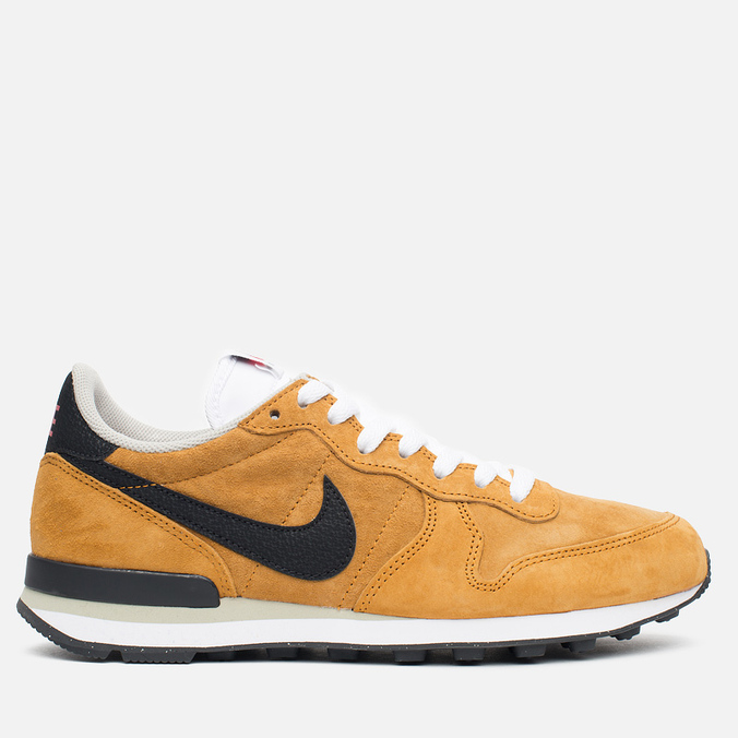 Мужские кроссовки Nike Internationalist Leather Bronze/Black