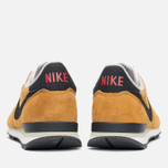 Nike Internationalist Leather Men's Sneakers Bronze/Black photo- 3