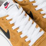 Nike Internationalist Leather Men's Sneakers Bronze/Black photo- 6
