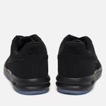 Мужские кроссовки Nike Lunar Force 1 14 Black/Black фото- 3