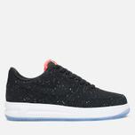 Lunar Force 1 Splatter Pack Men's Sneakers Black/Cool Grey/Hot Lava photo- 0