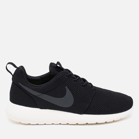 Мужские кроссовки Nike Roshe One Black/Anthracite/Sail