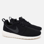Мужские кроссовки Nike Roshe One Black/Anthracite/Sail фото- 1