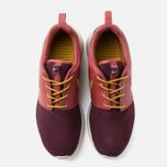 Мужские кроссовки Nike Rosherun Premium Bronzine/Deep Burgundy фото- 4