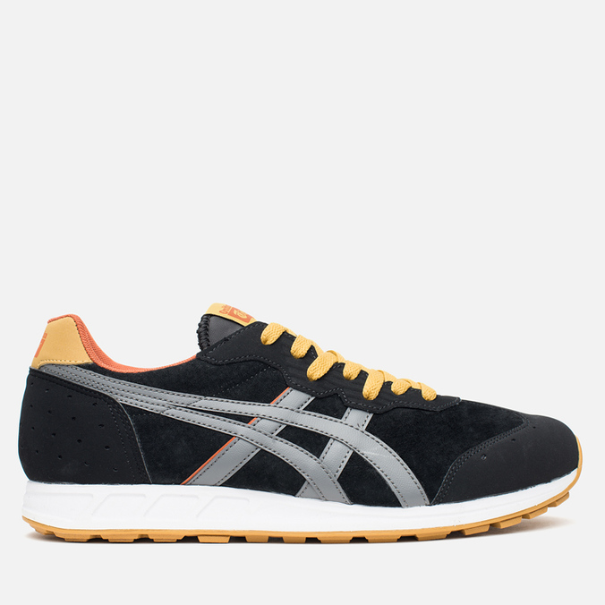 Мужские кроссовки Onitsuka Tiger T-Stormer Black/Dark Grey