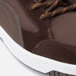 Puma Rebound v2 Fur Men's Sneakers Chocolate photo- 7
