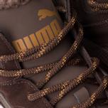 Мужские зимние кроссовки Puma Rebound v2 Fur Chocolate фото- 6
