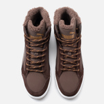 Puma Rebound v2 Fur Men's Sneakers Chocolate photo- 4