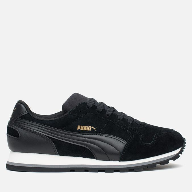 Мужские кроссовки Puma ST Runner SD Black/Black